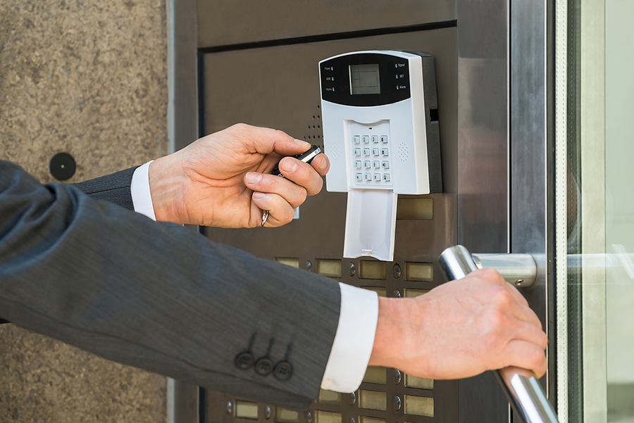 commercial security. integrated security alarm systems commercial security